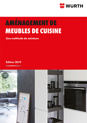Brochure aménagement meubles de cuisine