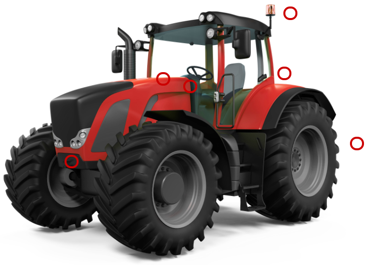 Configurateur agricole