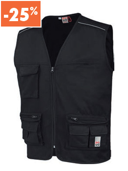GILET MULTIPOCHES CLASSIC
