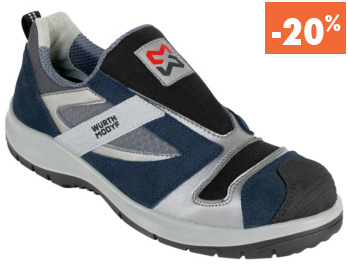 CHAUSSURES BASSES STRETCH X S1P SRC