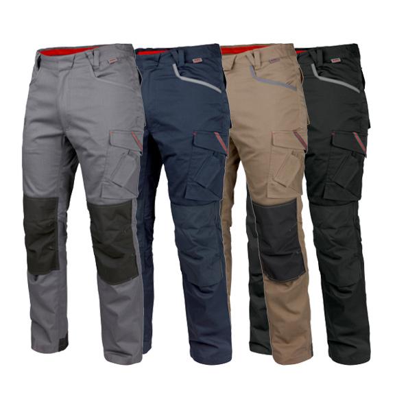 Stretch X pantalon de travail - 1