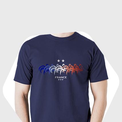 Tshirt France FFF