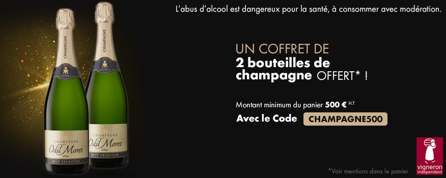 Cadeau eshop Champagne