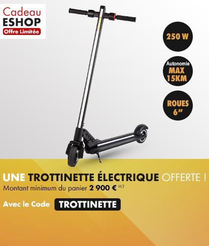 Cadeau eshop Trottinette électrique