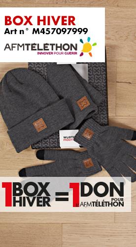 box hiver
