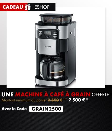 Cadeau eshop Machine à café à grain