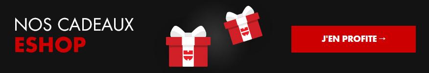 Tous nos cadeaux eshop