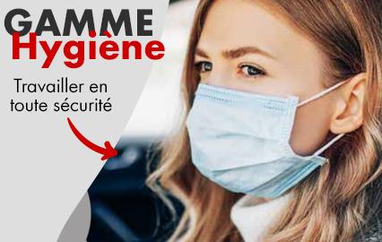 Gamme hygiène