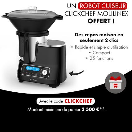 Cadeau Eshop Robot cuiseur Clickchef