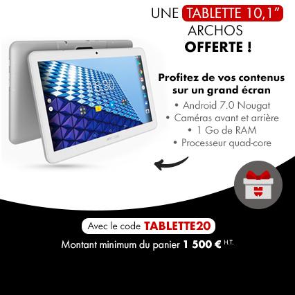 Cadeau Eshop Tablette Archos 10,1 pouces