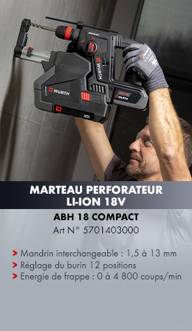 Marteau perforateur