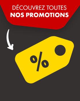 Découvrez toutes nos promotions