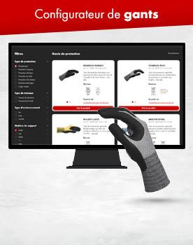 guide de choix gants de protection