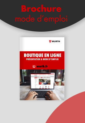 Mode d'emploi boutique en ligne
