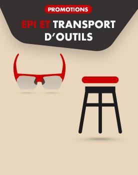 EPI et transport d'outils