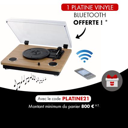 cadeau Eshop platine vinyle