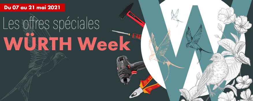 Offres Spéciales Würth Week