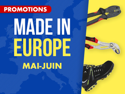 Promotions Made in Europe