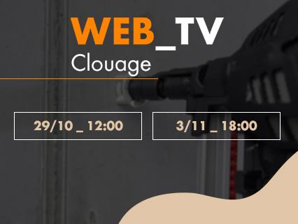 Web TV clouage