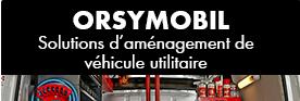 ORSYmobil : l'aménagement de véhicules utilitaires