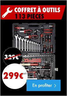 Nouveau coffret à outils