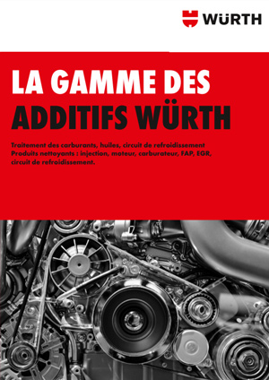 Additifs Würth