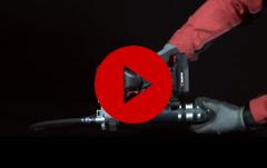 Vidéo pompe à graisse