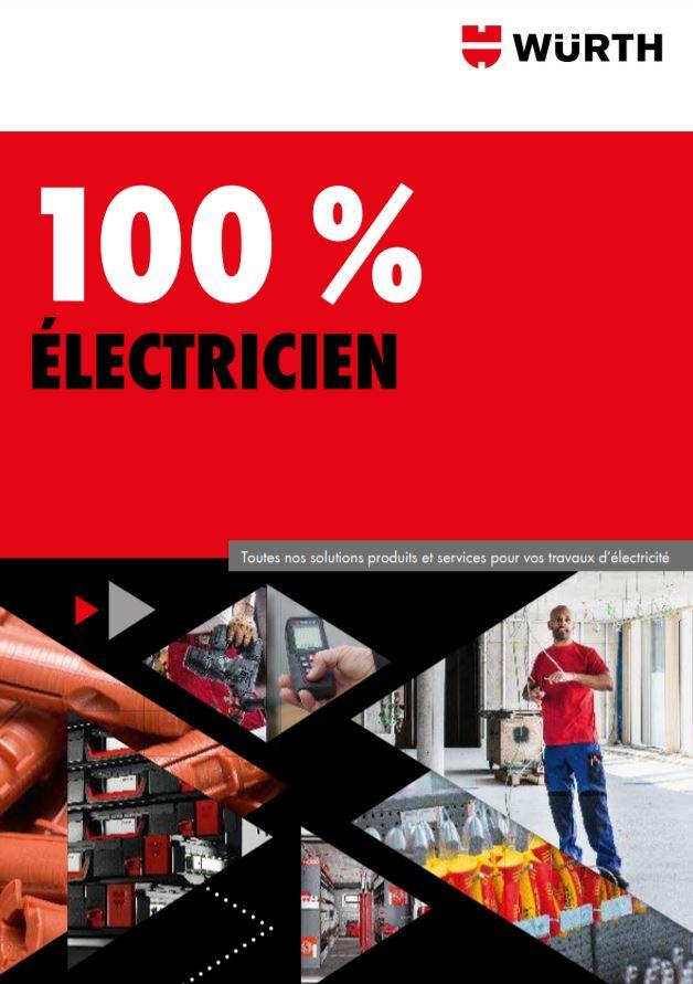 100% électricien