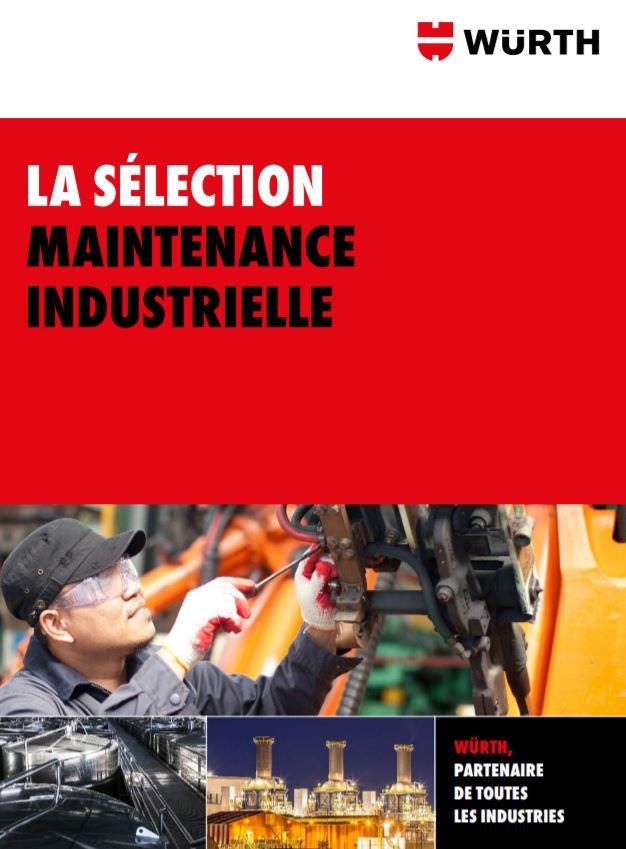 La sélection maintenance industrielle
