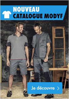 Nouveau catalogue Modyf