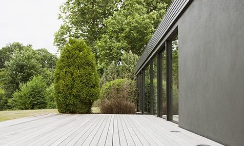 Construire sa terrasse avec les plots Würth !