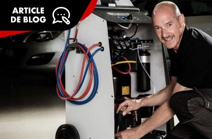 COOLIUS : stations de recharge de climatisation