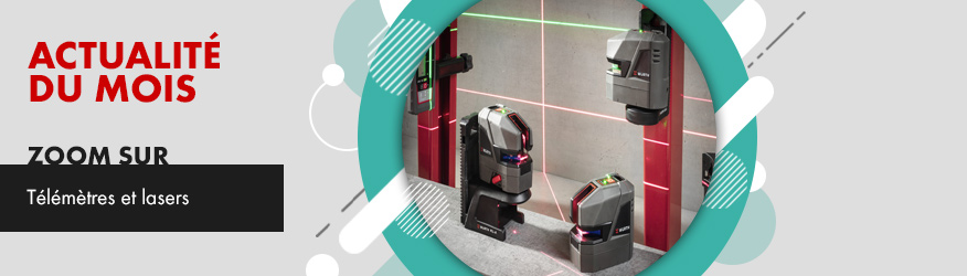 Télémètres et lasers