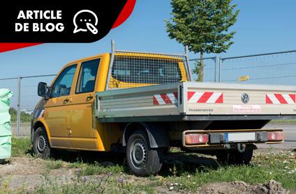 equipements indispensibles pour les véhicules de travaux publics