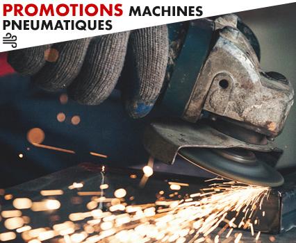 promotions machines pneumatiques