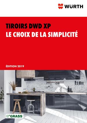 Brochure Tiroirs DWD XP
