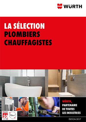 Brochure Sélection Plombiers chauffagistes
