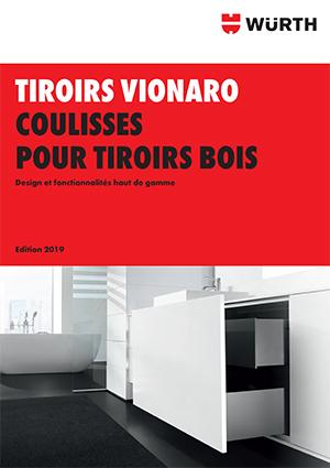 Brochure tiroirs Vionaro