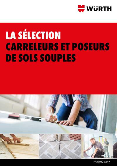 Brochure Carreleurs et poseurs de sols souples