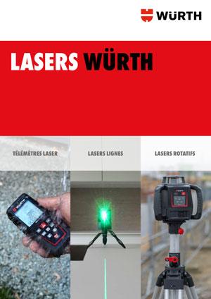 Brochure lasers