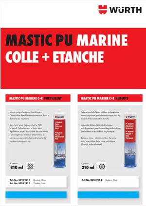 mastic-pu