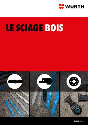 Brochure Sciage bois