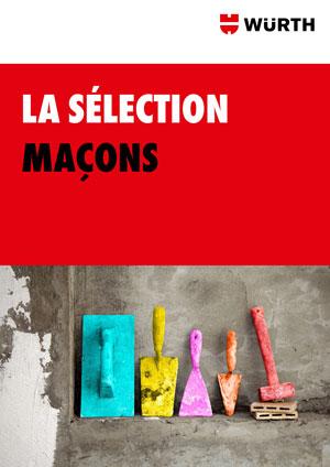 Brochure Sélection maçons