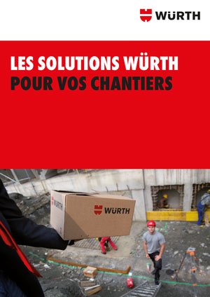 Brochure Solutions chantiers