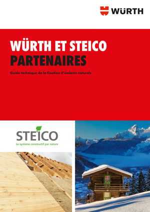 Brochure Würth et Steico