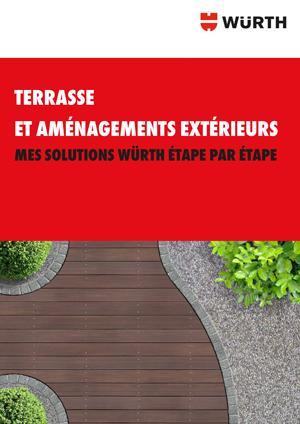 Brochure Terrasse et aménagements extérieurs