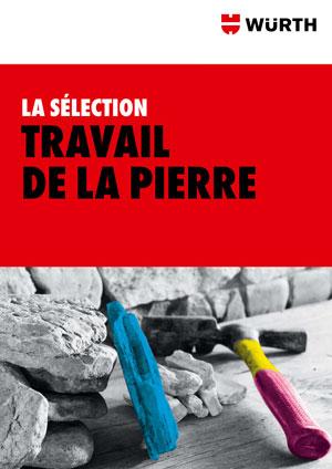 Brochure Travail de la pierre