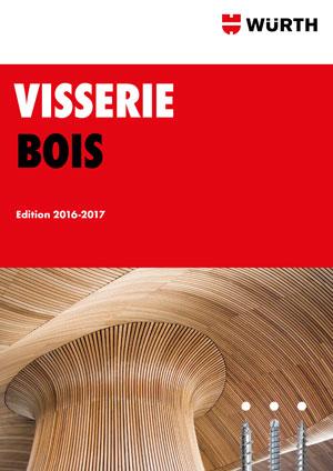 Brochure Visserie bois