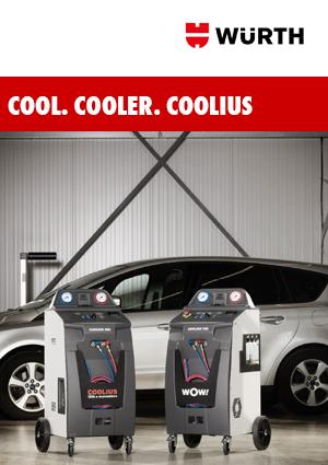 Brochure de la gamme Coolius