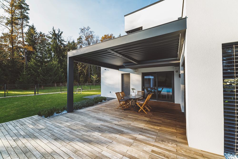 Terrasse et aménagements extérieurs